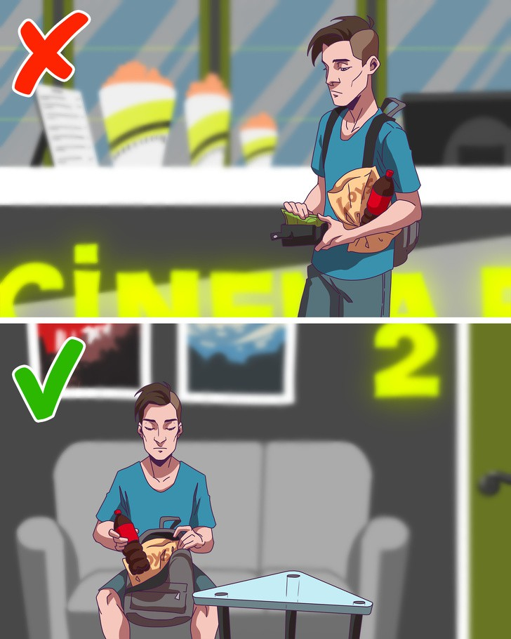 9 sự thật đặc biệt về các rạp chiếu phim mà bạn sẽ chẳng thể biết được nếu không phải người trong ngành - Ảnh 6.