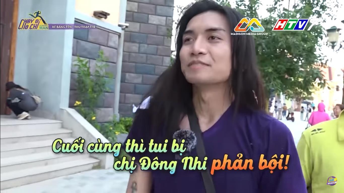 Running Man: Song Luân chấp nhận bại trận trước Đông Nhi vì sợ bị... trừ lương - Ảnh 8.