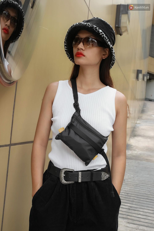 Nếu bí ý tưởng mặc đẹp ngày nóng, bạn cần xem ngay street style đơn giản mà chất thôi rồi của giới trẻ Việt tuần qua - Ảnh 4.