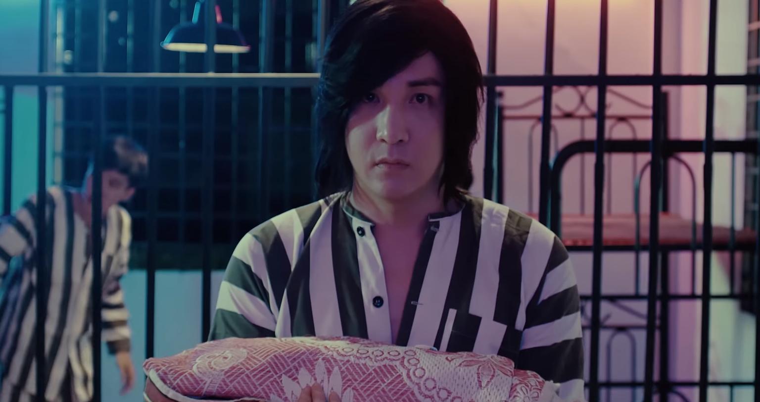 Web drama của Lâm Chấn Khang vừa hạ bệ Sơn Tùng: Đánh đấm như... siêu anh hùng, có cả màn tái sinh cực lầy - Ảnh 6.