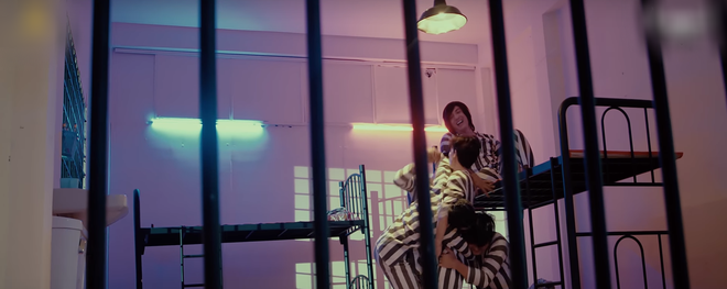 Web drama của Lâm Chấn Khang vừa hạ bệ Sơn Tùng: Đánh đấm như... siêu anh hùng, có cả màn tái sinh cực lầy - Ảnh 7.