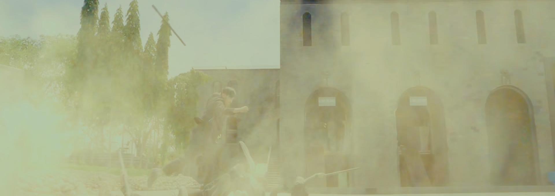 Web drama của Lâm Chấn Khang vừa hạ bệ Sơn Tùng: Đánh đấm như... siêu anh hùng, có cả màn tái sinh cực lầy - Ảnh 11.