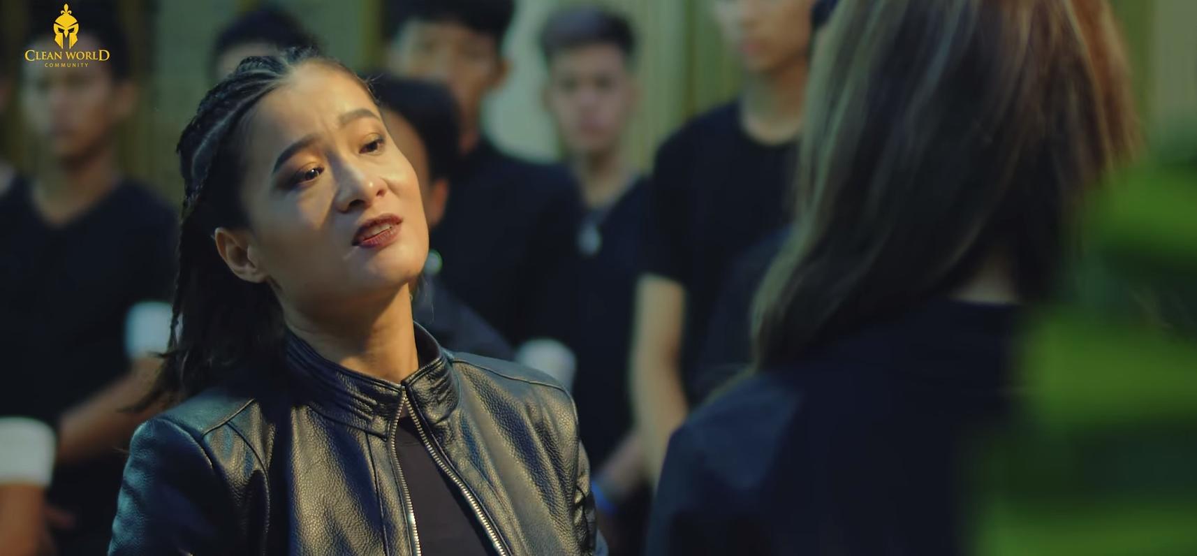 Web drama của Lâm Chấn Khang vừa hạ bệ Sơn Tùng: Đánh đấm như... siêu anh hùng, có cả màn tái sinh cực lầy - Ảnh 14.