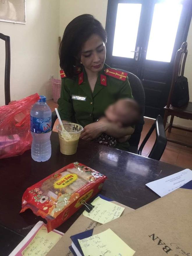 Hà Nội: Mâu thuẫn chuyện gia đình, bố bế con gái 7 tháng tuổi định nhảy cầu Nhật Tân tự tử - Ảnh 1.