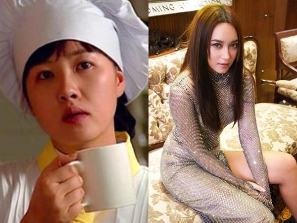 Tên Tôi Là Kim Sam Soon bản Thái remake: Ăn bận như nhà quê nhưng chị đại Bee Namthip vẫn bị... chê quá đẹp so với bản gốc - Ảnh 3.