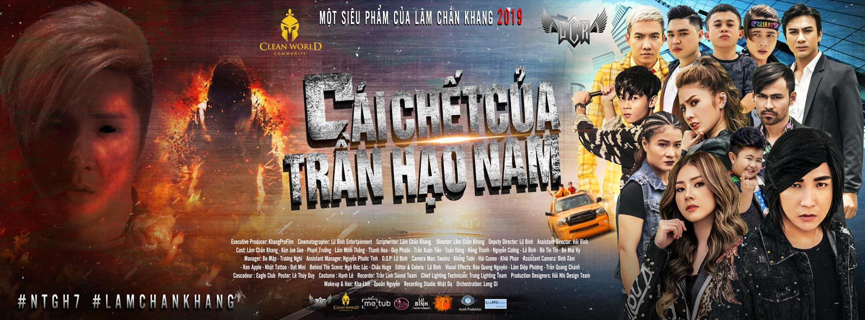 Web drama của Lâm Chấn Khang vừa hạ bệ Sơn Tùng: Đánh đấm như... siêu anh hùng, có cả màn tái sinh cực lầy - Ảnh 1.
