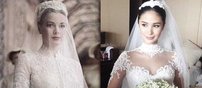 Bạn thân Hà Tăng - phu nhân thượng nghị sĩ Philippines từng diện tới 3 chiếc váy cưới xa hoa trong hôn lễ - Ảnh 5.