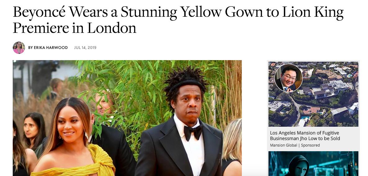 Beyonce khiến cả thế giới nín thở với một chiếc đầm xẻ tít đến tận hông, và đó là sáng tạo của NTK Công Trí! - Ảnh 5.