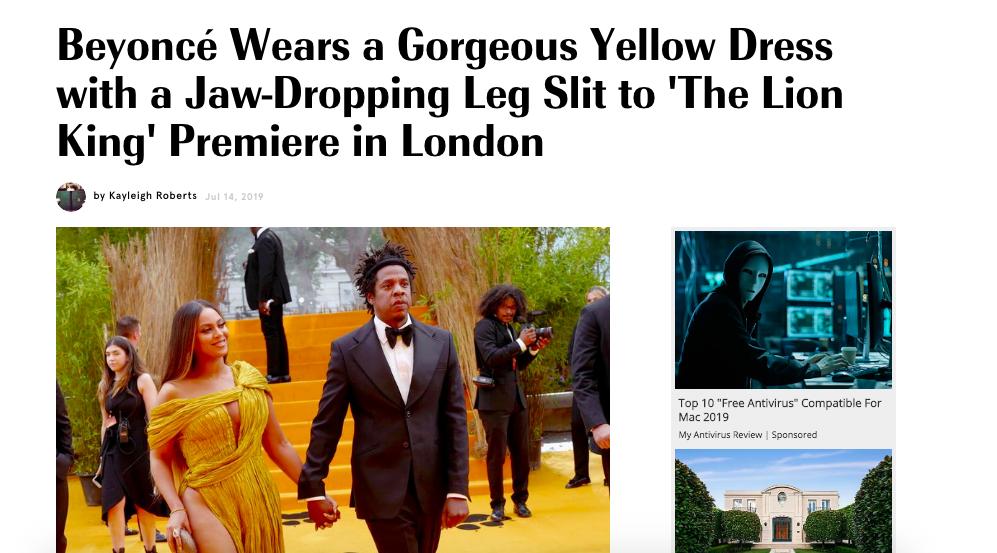 Beyonce khiến cả thế giới nín thở với một chiếc đầm xẻ tít đến tận hông, và đó là sáng tạo của NTK Công Trí! - Ảnh 6.