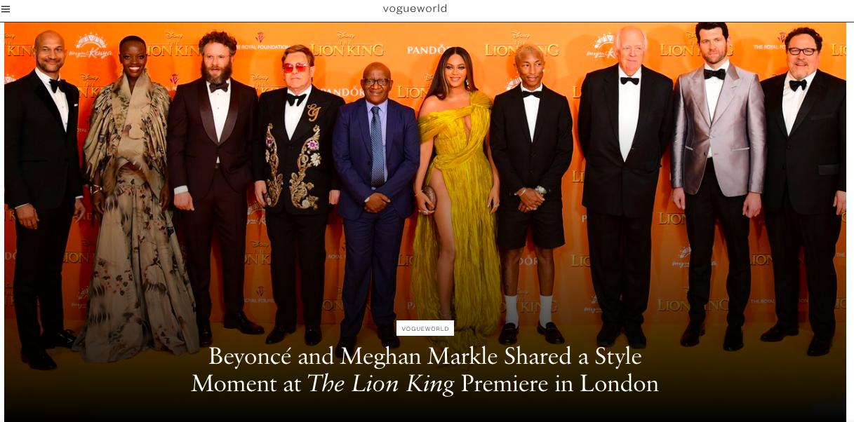 Beyonce khiến cả thế giới nín thở với một chiếc đầm xẻ tít đến tận hông, và đó là sáng tạo của NTK Công Trí! - Ảnh 2.