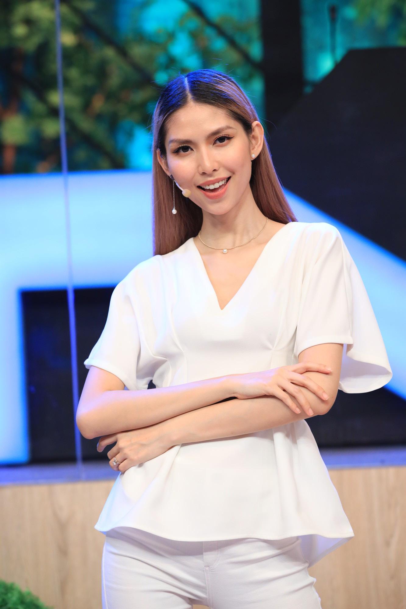 Hậu làm lành, Cao Thiên Trang - Thùy Dương đối đầu nhau trên show nấu ăn - Ảnh 6.