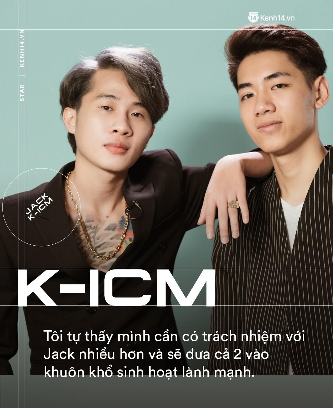 Jack và K-ICM: Chúng tôi và Sơn Tùng M-TP không việc gì phải giẫm đạp lên nhau mà đi - Ảnh 14.