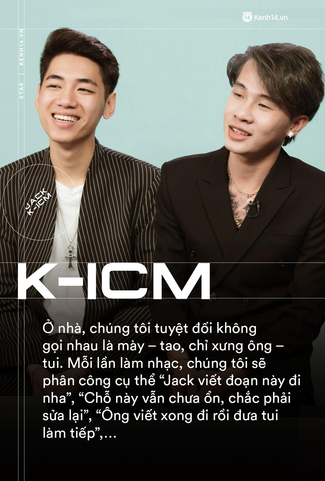 Jack và K-ICM: Chúng tôi và Sơn Tùng M-TP không việc gì phải giẫm đạp lên nhau mà đi - Ảnh 9.