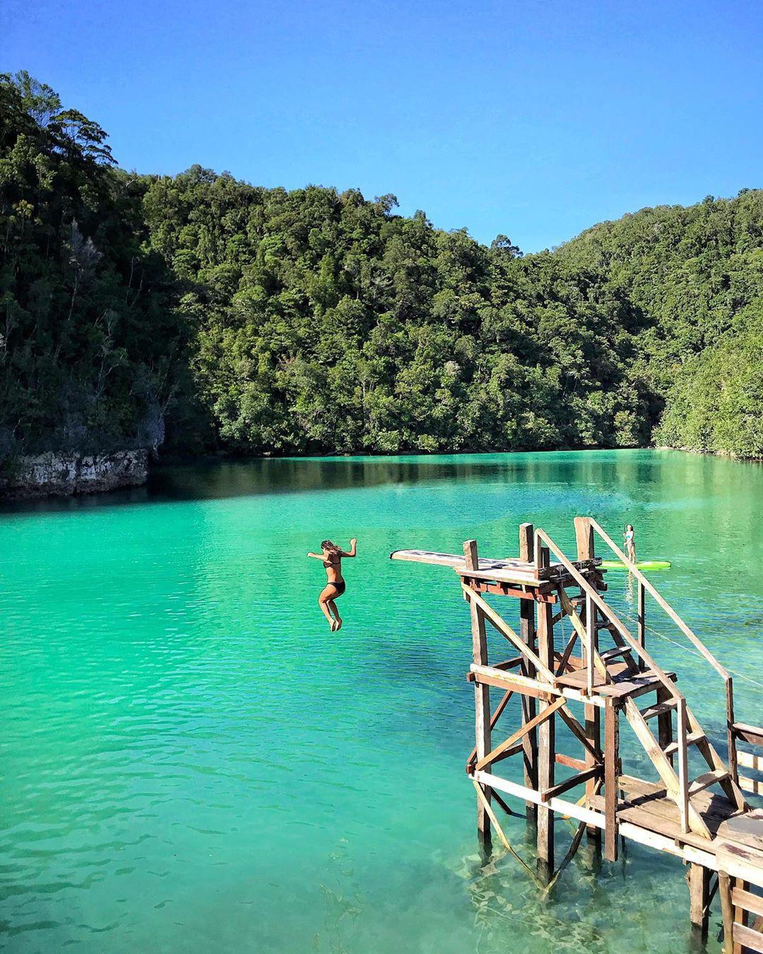 Vượt qua cả Bali và Hawaii, ốc đảo hình giọt nước kỳ lạ ở Philippines được tạp chí Mỹ bình chọn đẹp nhất thế giới - Ảnh 29.