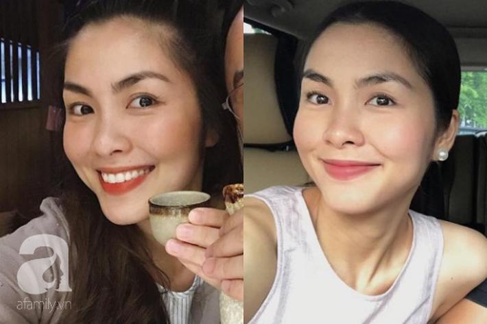 5 bí mật làm nên làn da không tuổi của Hà Tăng: Dùng dầu dưỡng, chọn đúng serum và quan trọng là chế độ ăn - Ảnh 2.