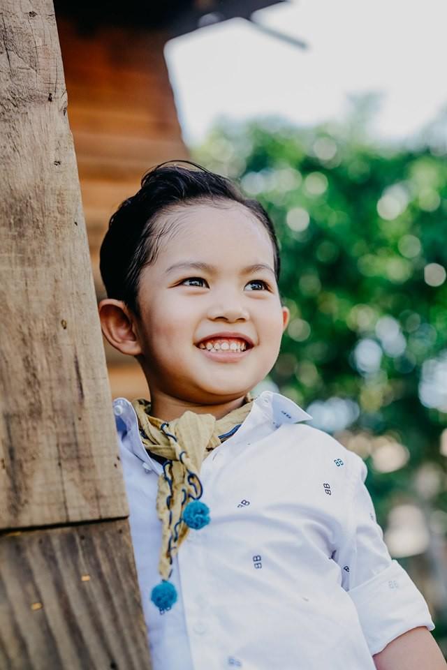 Không chỉ nhảy giỏi, con trai nhà Khánh Thi khiến bao người tan chảy bởi loạt biểu cảm chuẩn soái ca nhí - Ảnh 4.