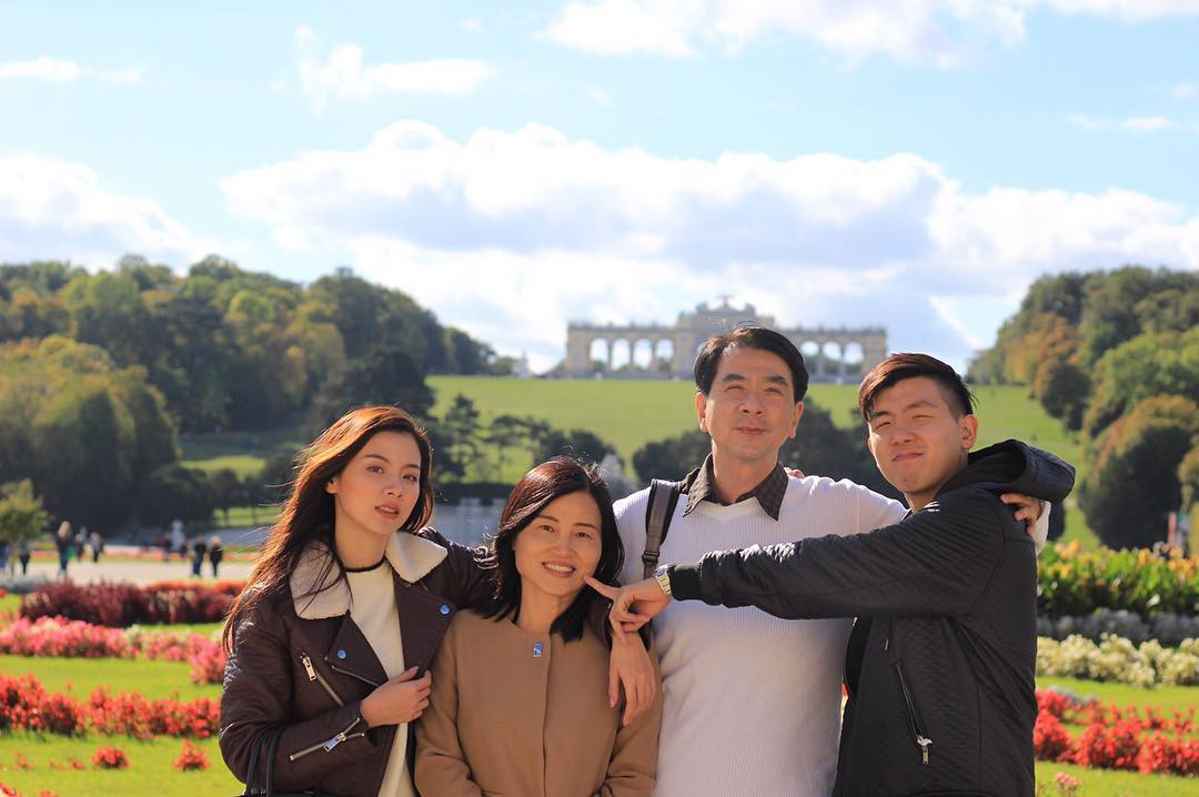 Beautiful Beauty Family Beauty Family Baifern Flyer: The beautiful brother is good but his father is stunned - Photo 15.