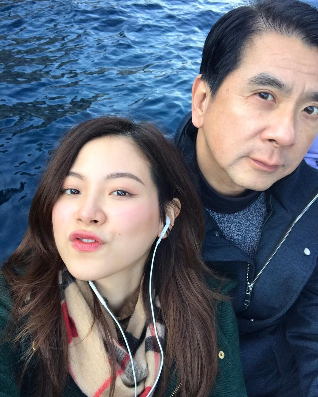 The beautiful family gene of the beauty of beauty The Flying Sheet Baifern: The beautiful brother is good but his father is stunned - Picture 18.