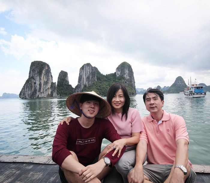 A beautiful family beauty beauty genre Flying sheet Baifern: The beautiful brother is good but his father is stunned - Photo 10.