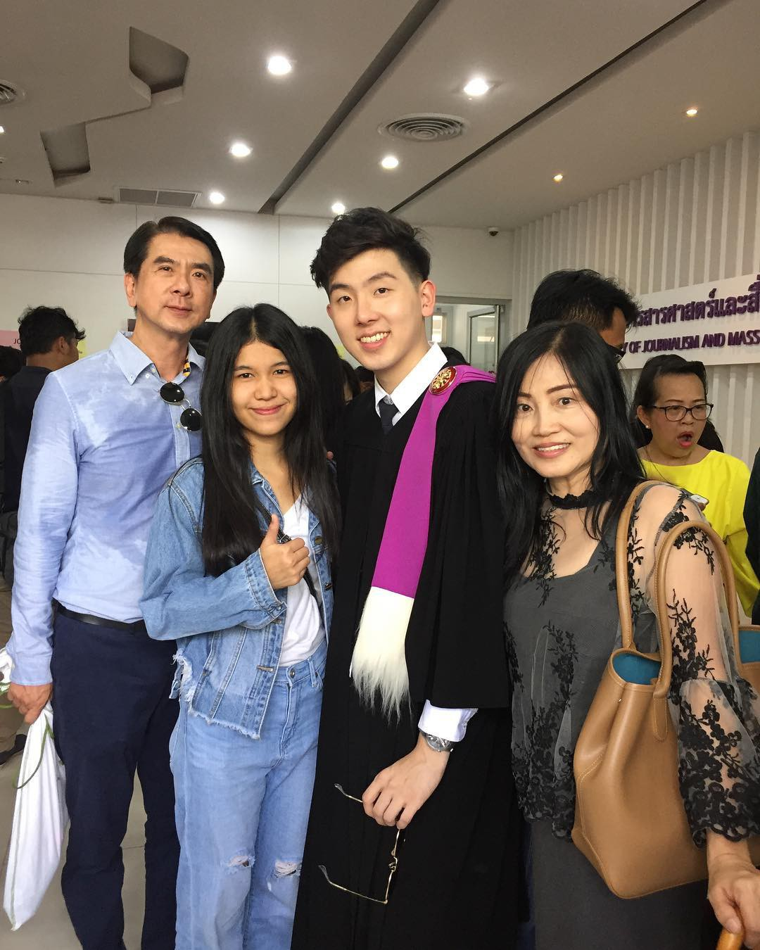 Beautiful Family Beauty Beauty Director Baifern Flying Leaf: The beautiful boy is good, but his father is stunned - Photo 11.