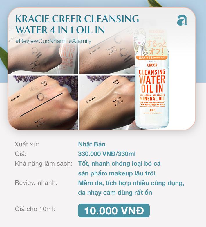 9 lọ nước tẩy trang dưới 350k: Loại đắt xắt ra miếng thì tốt, nhưng đừng vội đánh giá thấp loại rẻ hều - Ảnh 9.