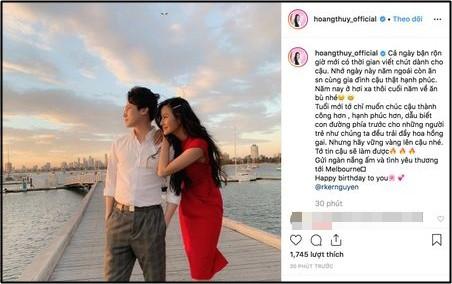 Rocker Nguyễn lên tiếng khẳng định mối quan hệ với Hoàng Thùy giữa tin đồn cả hai đang bí mật hẹn hò? - Ảnh 2.