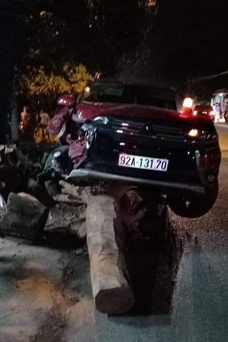 Rời tiệc sinh nhật bạn, nam thanh niên lái ô tô tông tử vong cô gái 22 tuổi - Ảnh 2.