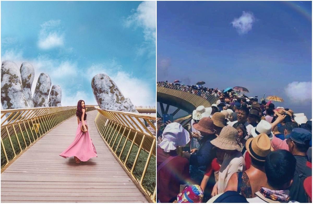 Cười ra nước mắt với những ca photoshop đỉnh cao khi đi du lịch: Người được như ý, kẻ thành trò hề cho thiên hạ! - Ảnh 1.