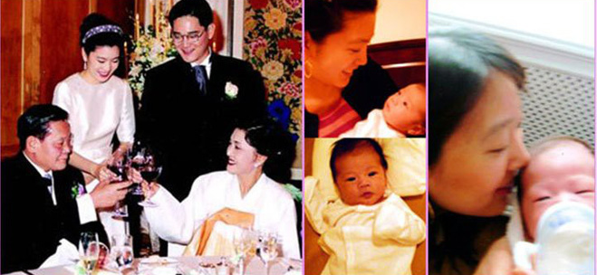 Nhan sắc nổi bật của con gái Thái tử Samsung: Vừa trong sáng vừa mạnh mẽ, kết tinh hết nét đẹp của bố và mẹ - Ảnh 3.