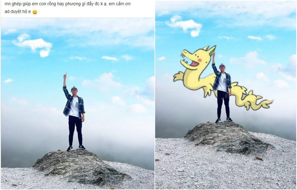 Cười ra nước mắt với những ca photoshop đỉnh cao khi đi du lịch: Người được như ý, kẻ thành trò hề cho thiên hạ! - Ảnh 20.