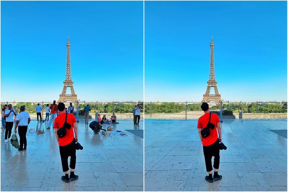 Cười ra nước mắt với những ca photoshop đỉnh cao khi đi du lịch: Người được như ý, kẻ thành trò hề cho thiên hạ! - Ảnh 7.