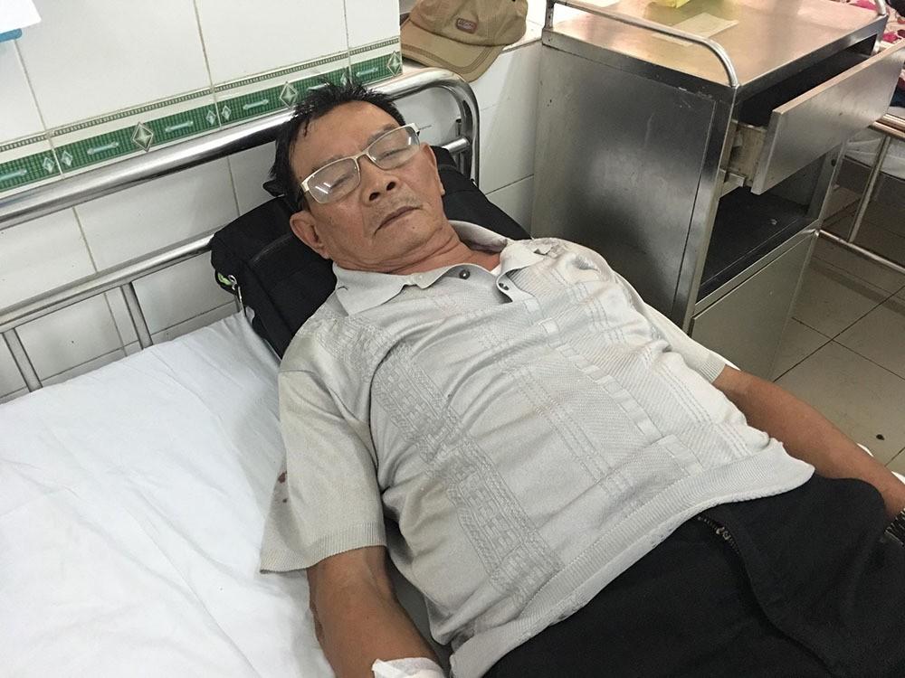 Tai nạn 2 tài xế thiệt mạng ở Bình Thuận, tiếng va như bom nổ - Ảnh 2.