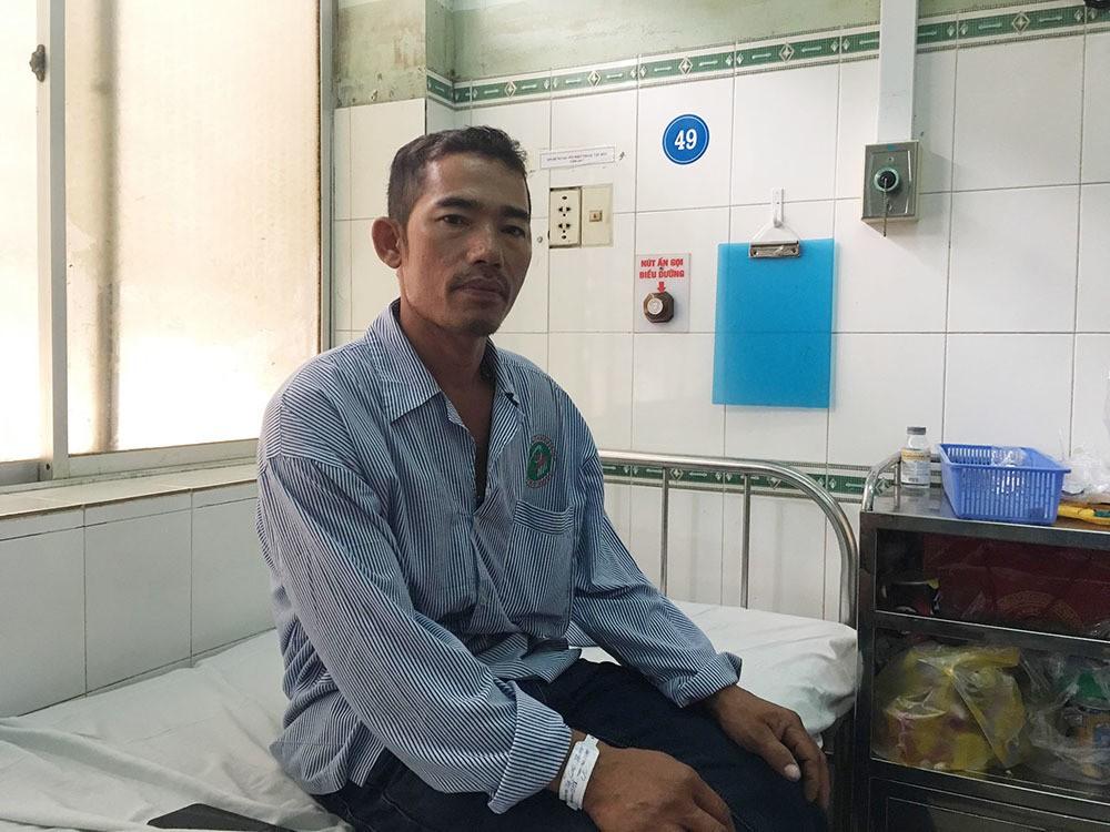 Tai nạn 2 tài xế thiệt mạng ở Bình Thuận, tiếng va như bom nổ - Ảnh 3.