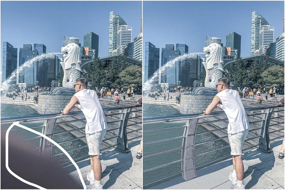Cười ra nước mắt với những ca photoshop đỉnh cao khi đi du lịch: Người được như ý, kẻ thành trò hề cho thiên hạ! - Ảnh 14.