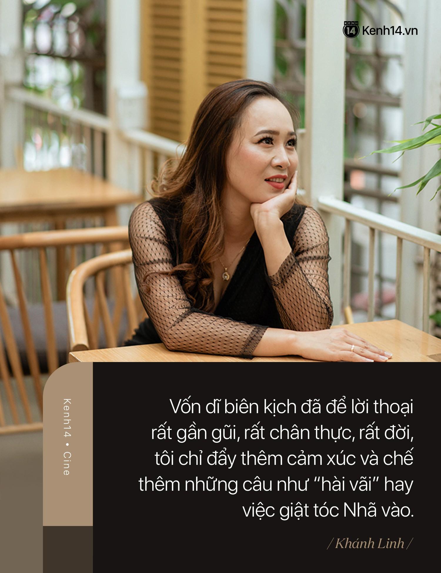 Cô bạn thân ai cũng muốn có trong đời - Linh (Về nhà đi con): Không có tình thì phải có tiền, sống thực tế để khỏi chơi vơi! - Ảnh 6.
