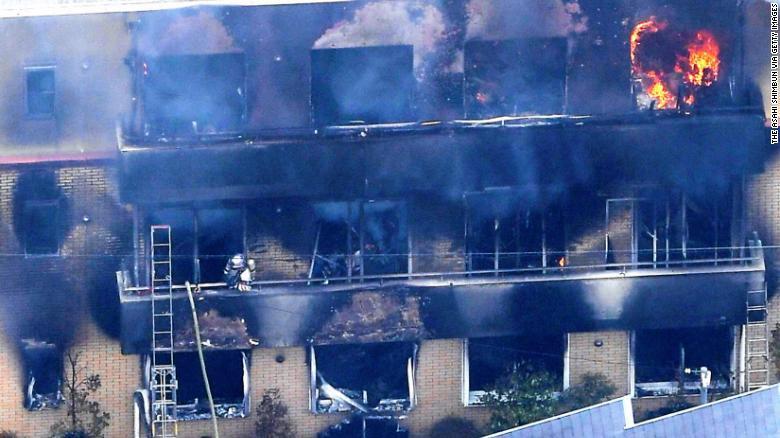 Vụ phóng hỏa xưởng phim hoạt hình là cuộc thảm sát gây thương vong lớn nhất Nhật Bản suốt 18 năm, nhưng lửa còn bén vào nghệ thuật và tình người - Ảnh 3.