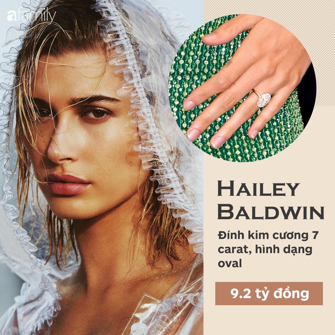 Choáng cực độ với 20 chiếc nhẫn đính hôn đắt bậc nhất hành tinh, bất ngờ là nhẫn của chị em dâu Kate - Meghan - Ảnh 2.