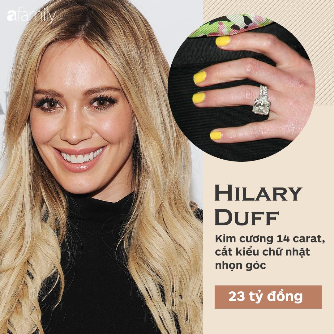 Choáng cực độ với 20 chiếc nhẫn đính hôn đắt bậc nhất hành tinh, bất ngờ là nhẫn của chị em dâu Kate - Meghan - Ảnh 11.