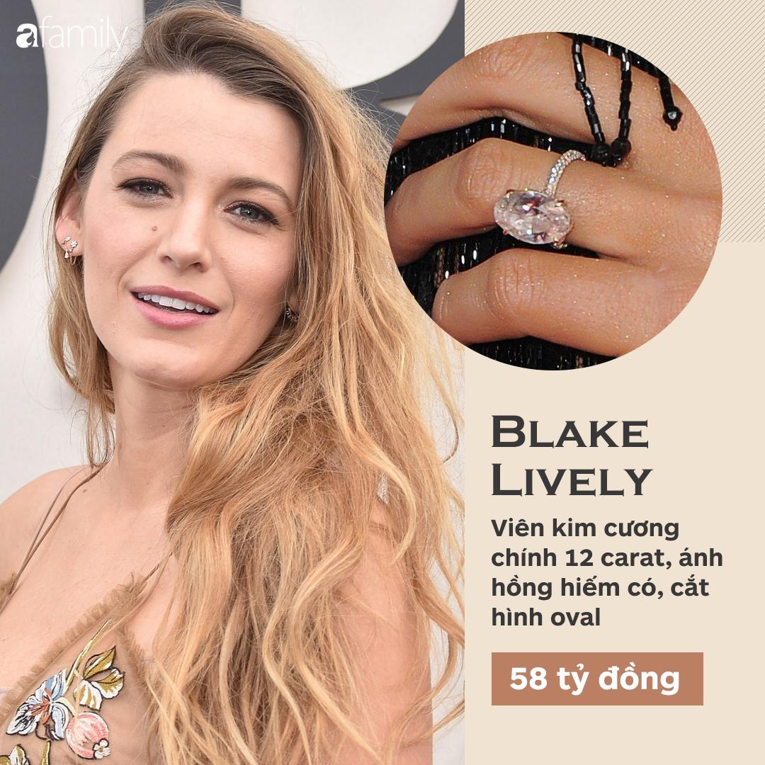 Choáng cực độ với 20 chiếc nhẫn đính hôn đắt bậc nhất hành tinh, bất ngờ là nhẫn của chị em dâu Kate - Meghan - Ảnh 15.