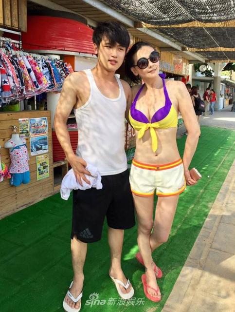 Nhan sắc của các người đẹp châu Á lấy chồng đáng tuổi cháu - Ảnh 16.