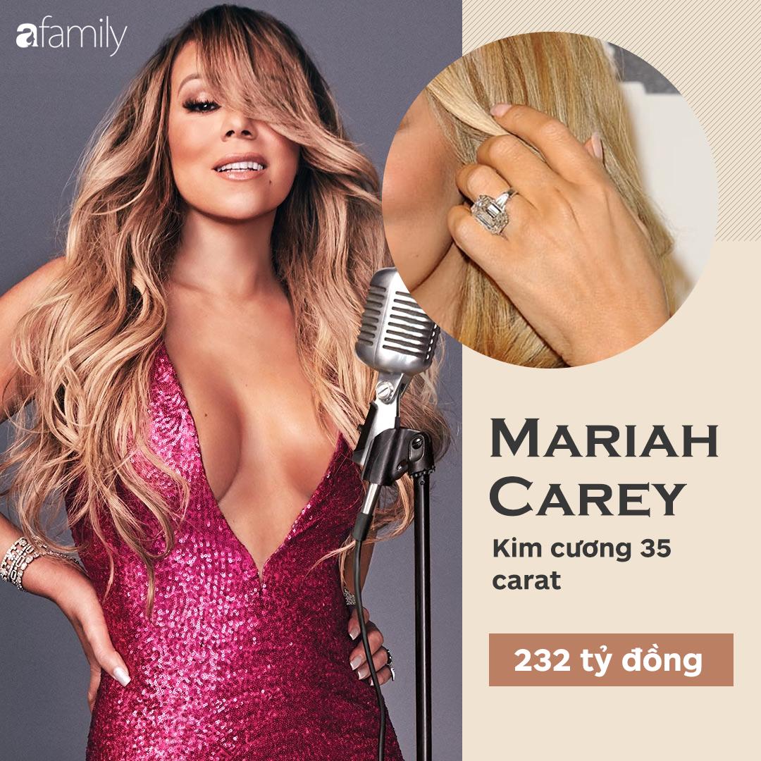Choáng cực độ với 20 chiếc nhẫn đính hôn đắt bậc nhất hành tinh, bất ngờ là nhẫn của chị em dâu Kate - Meghan - Ảnh 20.