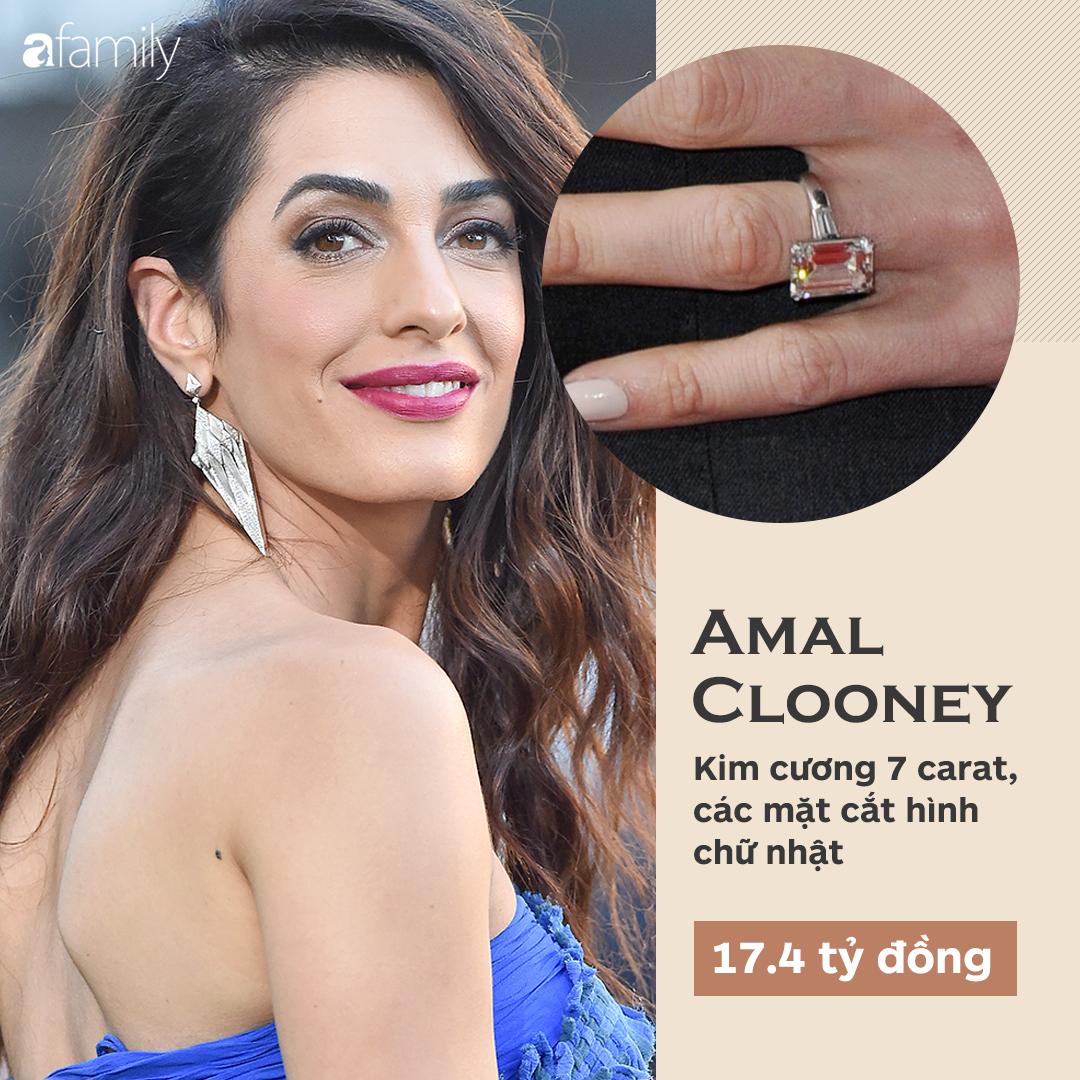 Choáng cực độ với 20 chiếc nhẫn đính hôn đắt bậc nhất hành tinh, bất ngờ là nhẫn của chị em dâu Kate - Meghan - Ảnh 7.