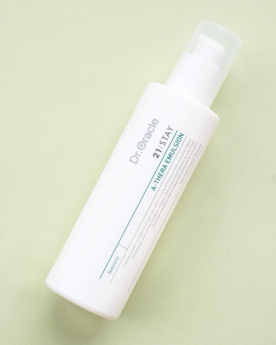 Trời nóng ngại bôi kem dưỡng bí da thì các nàng hãy học các bạn Hàn dùng emulsion vừa tốt vừa nhẹ mặt - Ảnh 3.