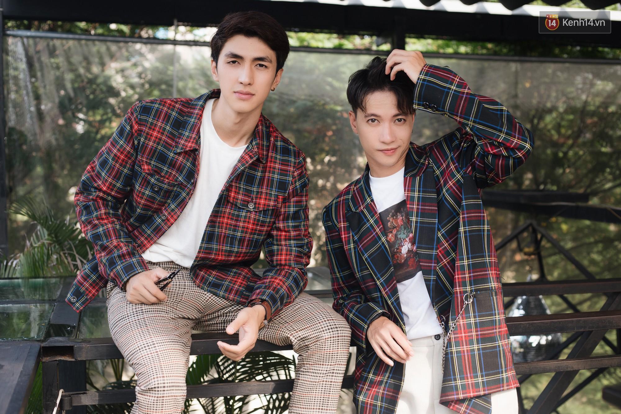 Team Nâu Cuộc đua kỳ thú 2019: Bình An và S.T Sơn Thạch tiết lộ không bao giờ ngồi ăn cơm cùng nhau - Ảnh 1.
