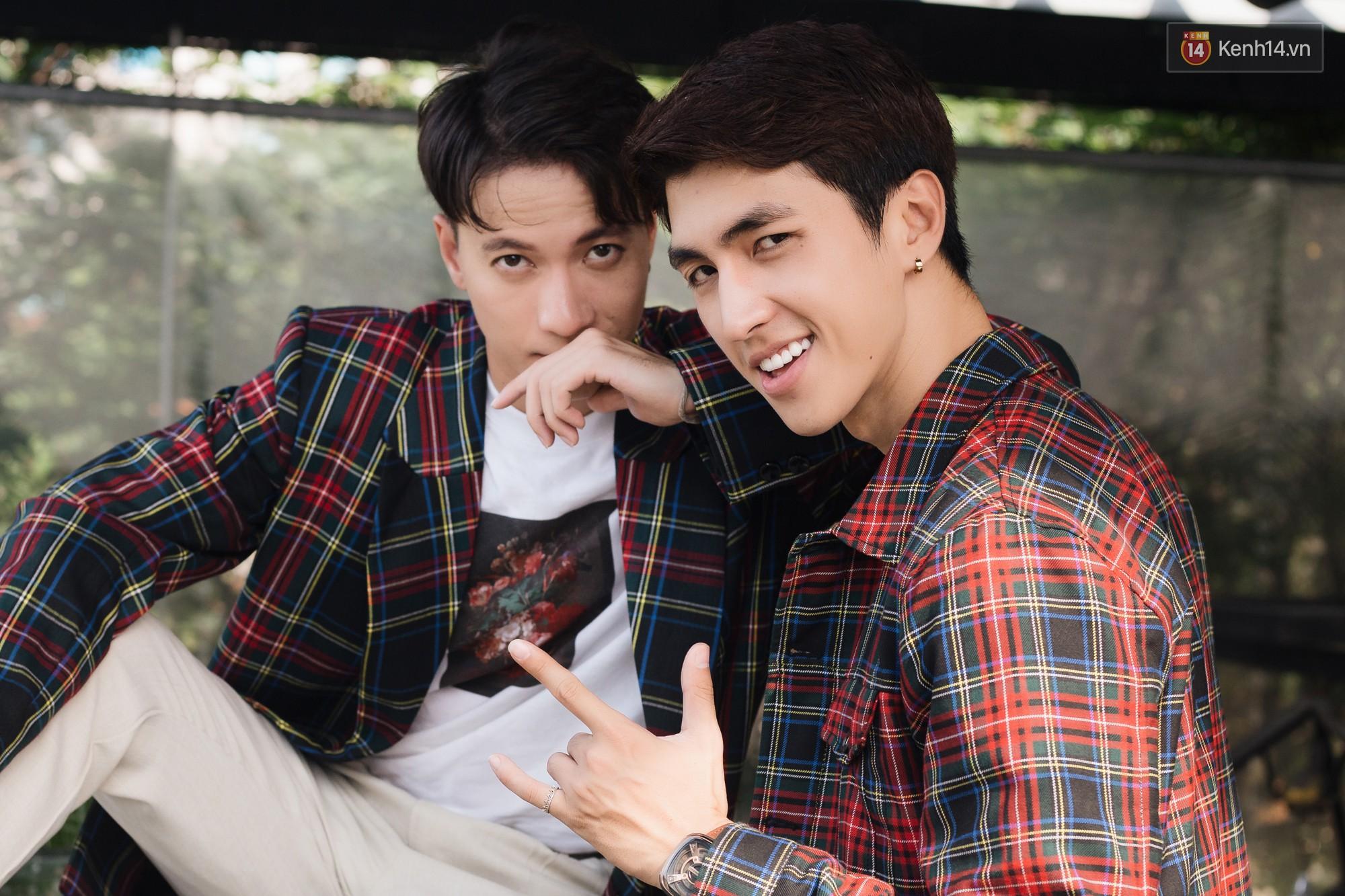 Team Nâu Cuộc đua kỳ thú 2019: Bình An và S.T Sơn Thạch tiết lộ không bao giờ ngồi ăn cơm cùng nhau - Ảnh 3.