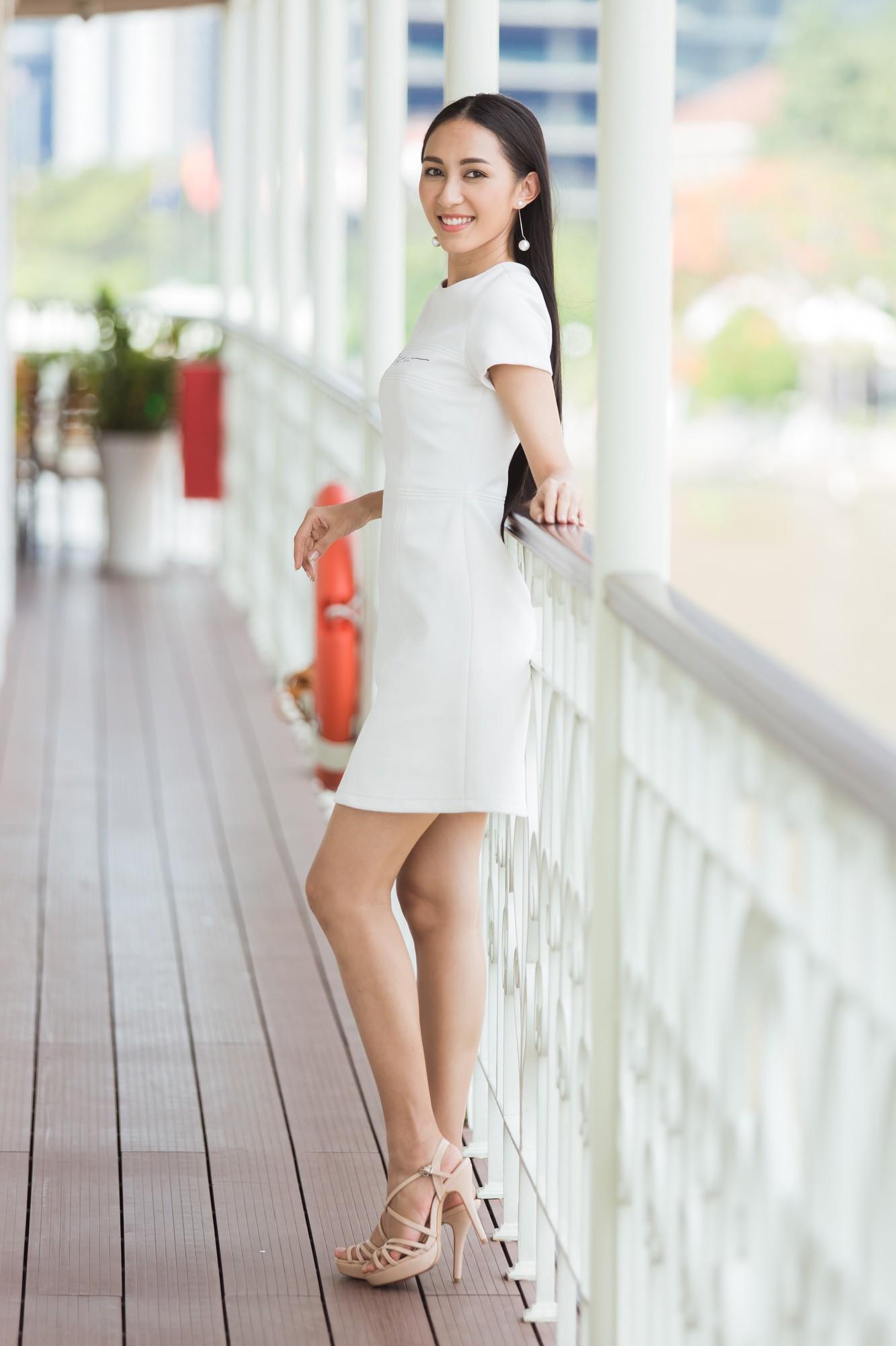 Từ cô Hoa hậu bị hoài nghi, Tiểu Vy hôm nay đứng trước Top thí sinh Miss World đầy bản lĩnh và thần thái - Ảnh 16.