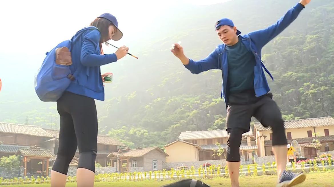 Cuộc đua kỳ thú 2019: Minh Triệu gọi Kỳ Duyên là anh? Quốc Thiên gây chú ý với đôi môi bóng nhẫy - Ảnh 5.