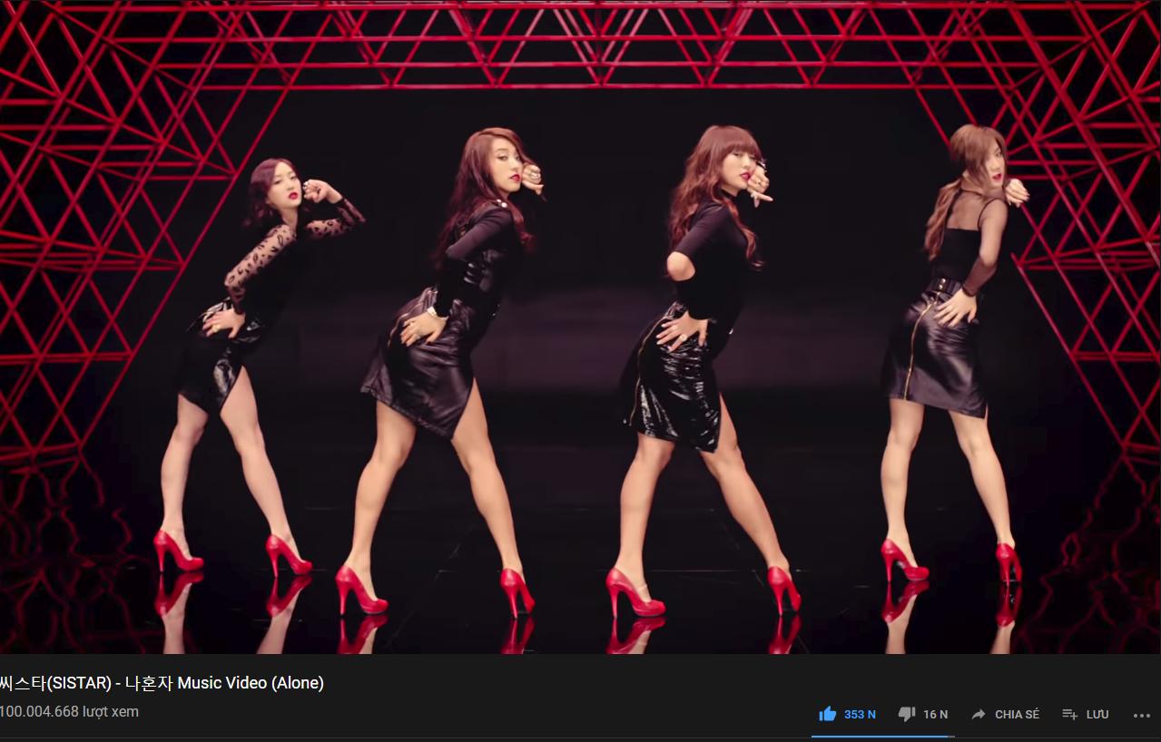 Nhóm nữ thế hệ 2 nào vừa khiến 2NE1, 4MINUTE, f(x) muối mặt với thành tích chỉ SNSD làm được ở YouTube? - Ảnh 1.