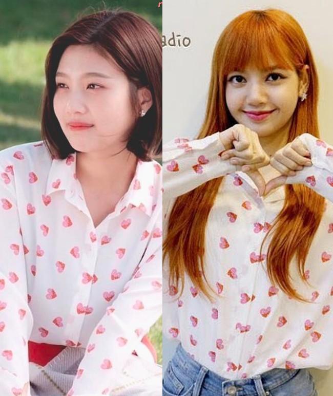Lisa (Black Pink) diện váy vóc bánh bèo điệu đà: Nghe tưởng vô lý nhưng hóa ra lại rất hợp lý! - Ảnh 6.