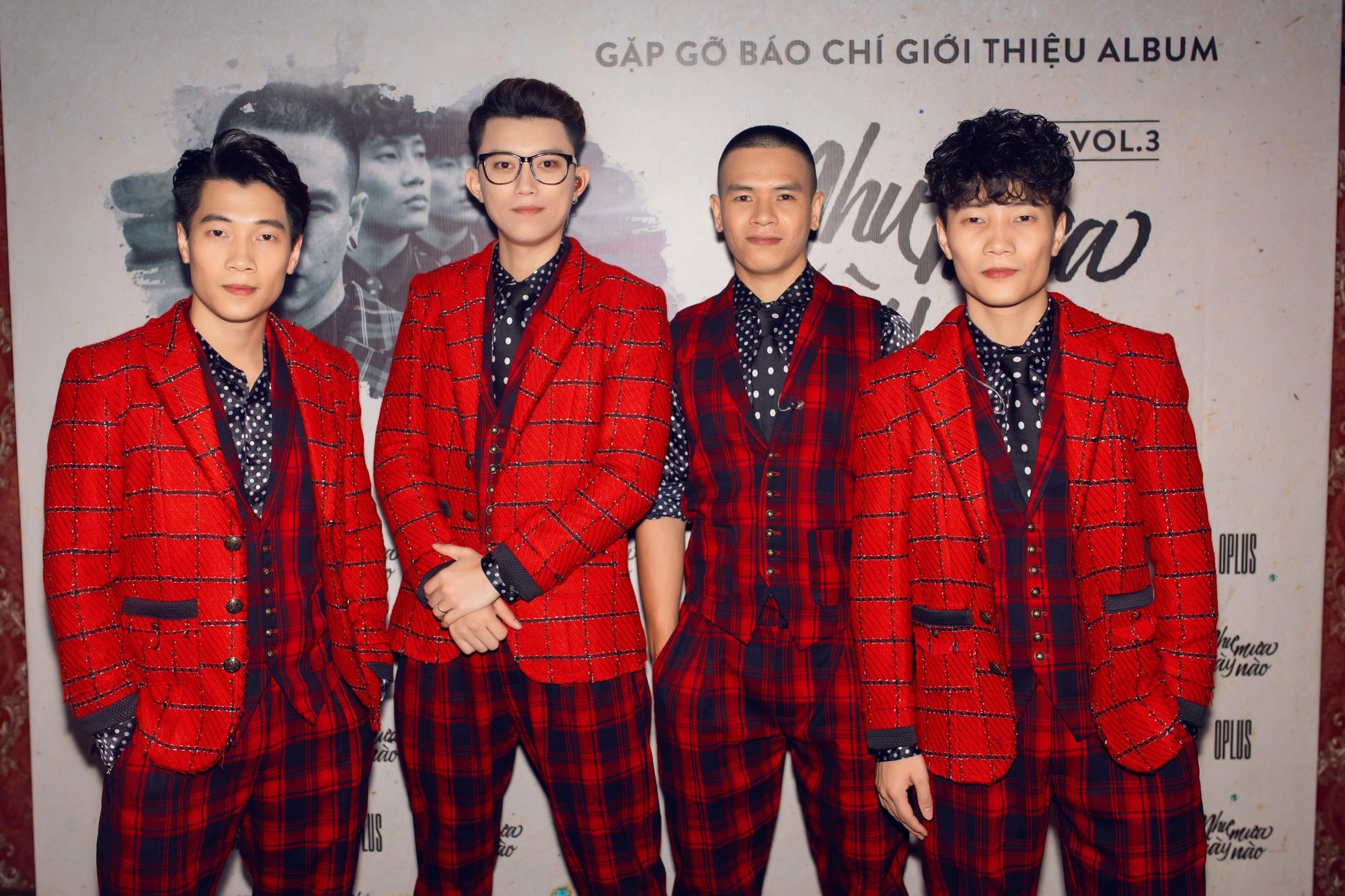 Diva Hồng Nhung hết lòng khen ngợi OPlus trong album nhạc xưa - Ảnh 1.